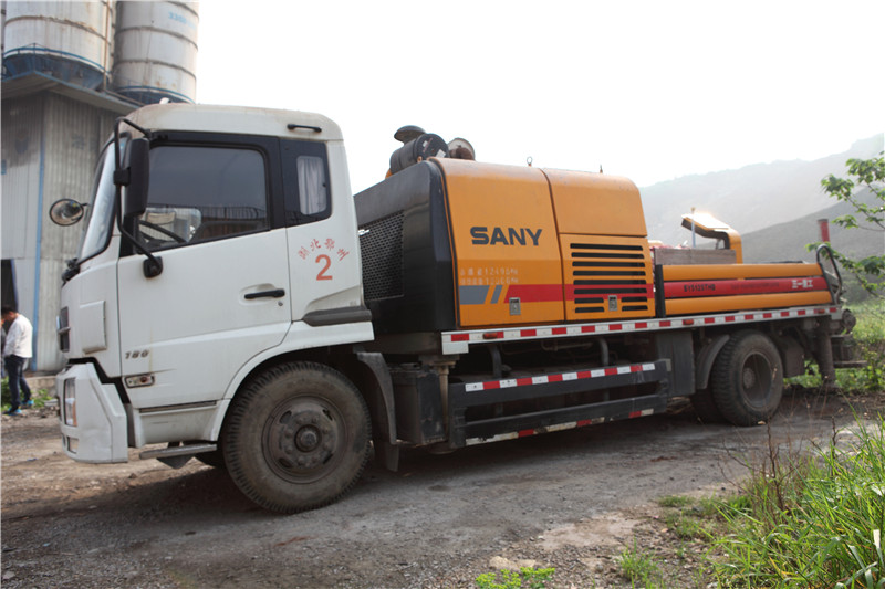 SY5125THB车载地泵