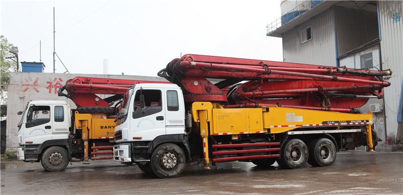 SY5313THB46米车泵